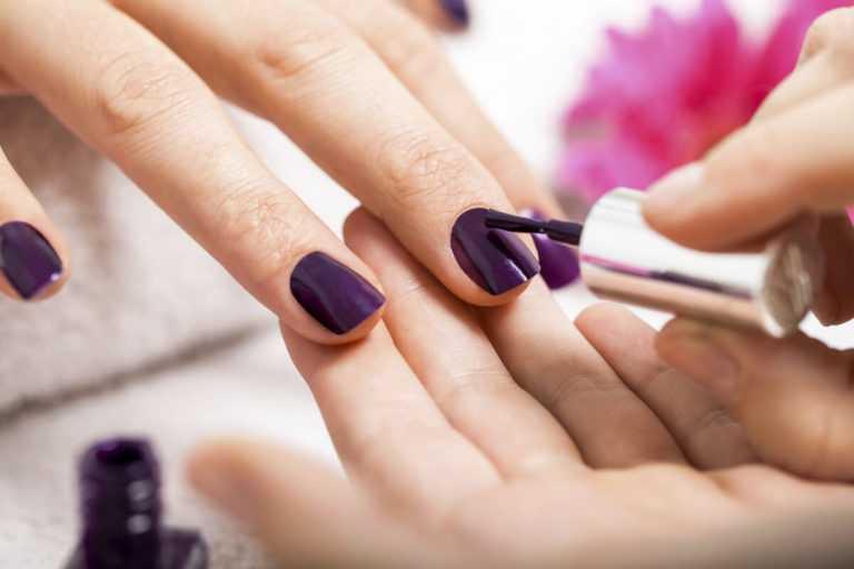 Manicure hybrydowy w Lubine